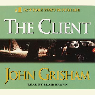 The Client by John Grisham audiobook