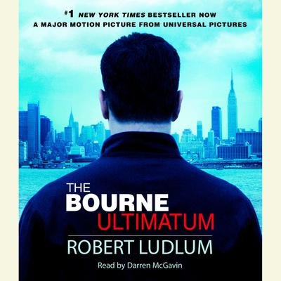 The Bourne Ultimatum (Jason Bourne Book #3) by Robert Ludlum audiobook