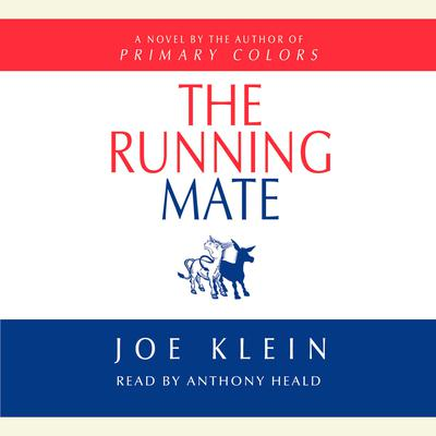 The Running Mate by Joe Klein audiobook
