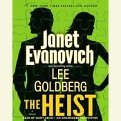 The Heist by  Janet Evanovich audiobook