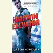 The Darwin Elevator by  Jason M. Hough audiobook