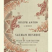 Joseph Anton by  Salman Rushdie audiobook