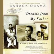 Dreams from My Father by  Barack Obama audiobook
