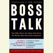 Boss Talk by  The Staff of The Wall Street Journal audiobook