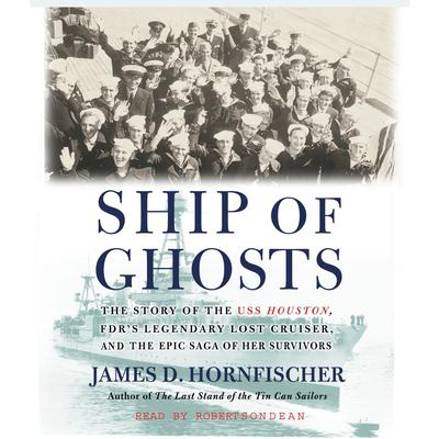 Ship of Ghosts by James D. Hornfischer audiobook
