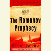 The Romanov Prophecy by  Steve Berry audiobook