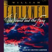 The Sound and the Fury by  William Faulkner audiobook