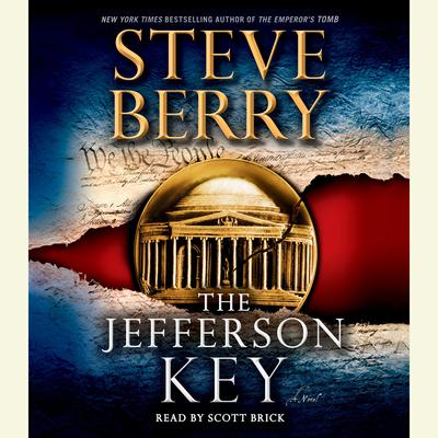 The Jefferson Key by Steve Berry audiobook