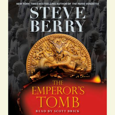 The Emperor's Tomb by Steve Berry audiobook