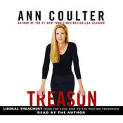 Treason by  Ann Coulter audiobook