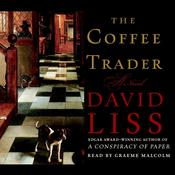 The Coffee Trader by  David Liss audiobook