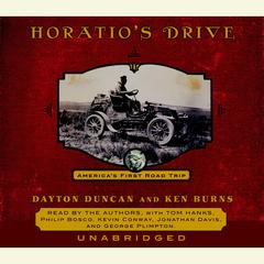 Horatio's Drive by Dayton Duncan audiobook