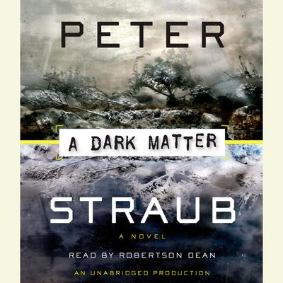 A Dark Matter by Peter Straub audiobook