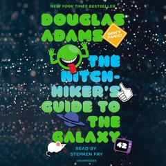 The Hitchhiker's Guide to the Galaxy by Douglas Adams audiobook