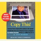 Copy This! by  Paul Orfalea audiobook