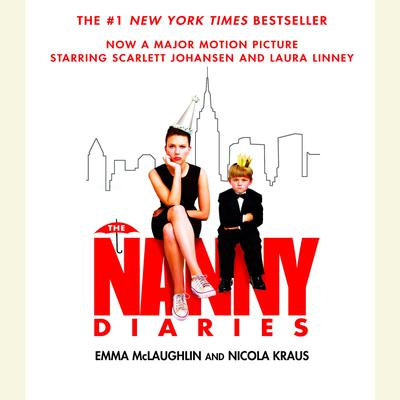 The Nanny Diaries by Emma McLaughlin audiobook