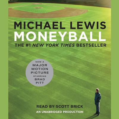 Moneyball by Michael Lewis audiobook