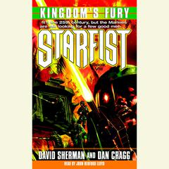 Starfist: Kingdom's Fury by Dan Cragg audiobook