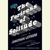 The Fortress of Solitude by  Jonathan Lethem audiobook