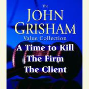 John Grisham Value Collection by  John Grisham audiobook