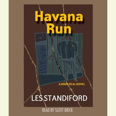 Havana Run by Les Standiford audiobook