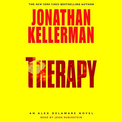 Therapy by Jonathan Kellerman audiobook
