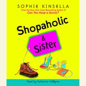 Shopaholic & Sister by  Sophie Kinsella audiobook