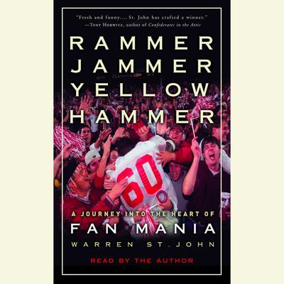 Rammer Jammer Yellow Hammer by Warren St. John audiobook