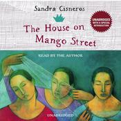 The House on Mango Street by  Sandra Cisneros audiobook
