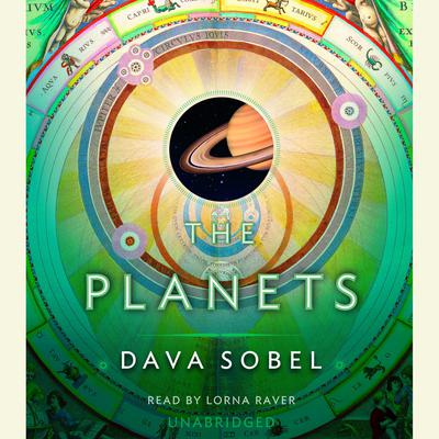 The Planets by Dava Sobel audiobook