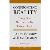 Confronting Reality by  Larry Bossidy audiobook