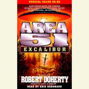 Area 51: Excalibur by  Robert Doherty audiobook