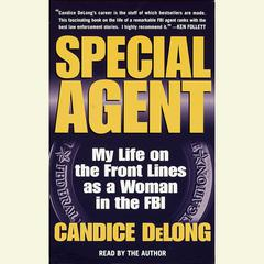Special Agent by Candice DeLong audiobook