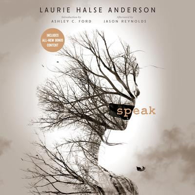 Speak by Laurie Halse Anderson audiobook