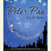 Peter Pan by  J. M. Barrie audiobook