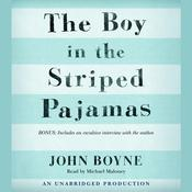 The Boy in the Striped Pajamas by  John Boyne audiobook