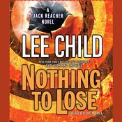 Nothing to Lose by  Lee Child audiobook