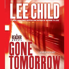 Gone Tomorrow by Lee Child audiobook