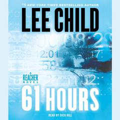 61 Hours by Lee Child audiobook