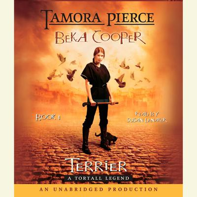 Terrier by Tamora Pierce audiobook