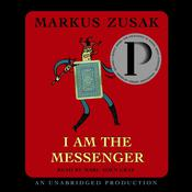 I Am the Messenger by  Markus Zusak audiobook