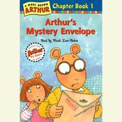 Arthur's Mystery Envelope by  Marc Brown audiobook