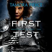 First Test by  Tamora Pierce audiobook