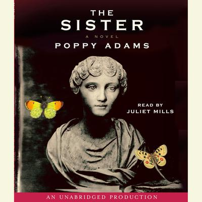 The Sister by Poppy Adams audiobook