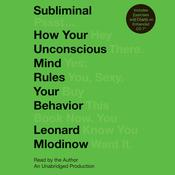 Subliminal by  Leonard Mlodinow audiobook
