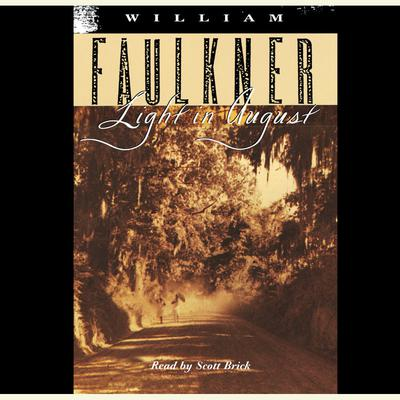 Light in August by William Faulkner audiobook
