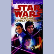 Darksaber: Star Wars by  Kevin Anderson audiobook