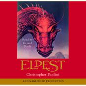 Eldest by  Christopher Paolini audiobook