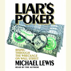 Liar's Poker by Michael Lewis audiobook