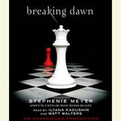 Breaking Dawn by  Stephenie Meyer audiobook